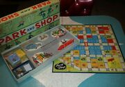Park and Shop Board Game