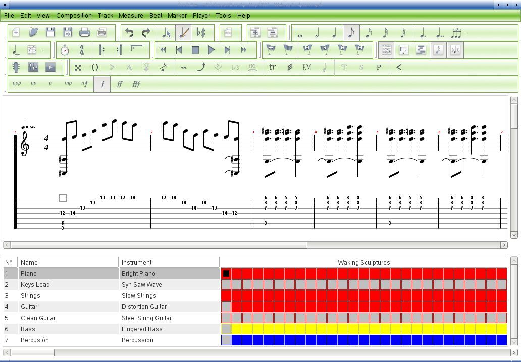 QUEEN GUITAR TABS Tablature Lesson Software CD 179 Songs & 59 ...