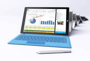 Surface Pro 3  256GB storage with 8GB RAM Melbourne CBD Melbourne City Preview