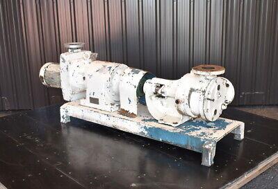 Viking Gear Pump Lq 124 Jacketed