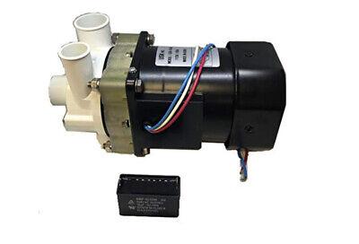 S-0730 Hoshizaki Pump Assy Compatible Motor M91x60s201 Same Day Shipping