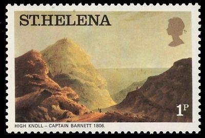 """ST. HELENA 298 (SG319A) - """"High Knoll"""" by Captain Barnett (pa83552)"""