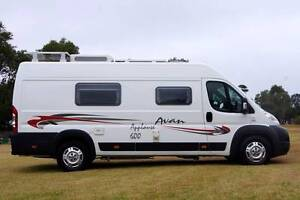 2013 Fiat Avan Applause Automatic Motorhome with Only 18,800km! Albion Park Rail Shellharbour Area Preview
