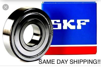 Bearing 6204 2z Skf Brand Metal Shields 6204-zz Ball Bearings Same Day Shipping