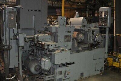 Cincinnati Milacron 2 Centerless Grinder