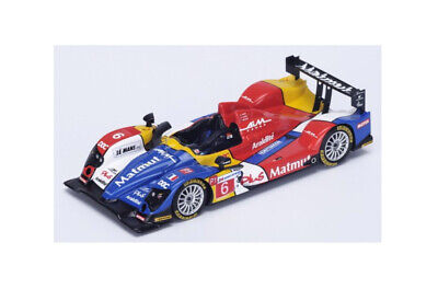 1:43 Oreca 01 AIM n°6 Le Mans 2010 1/43 • SPARK S4552