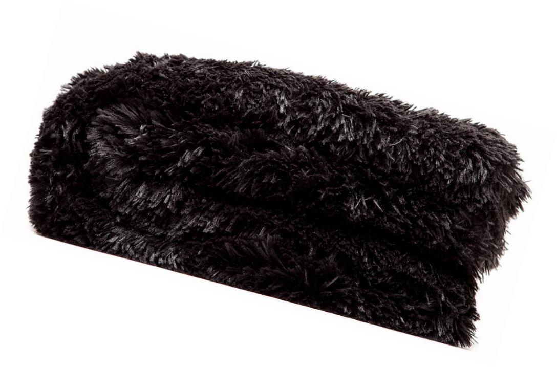 1aaa3cc0f2 Chanasya Super Soft Shaggy Longfur Throw Blanket Snuggly Fuzzy Faux ...
