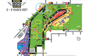 Clipsal 500 4 day Brabham Straight Family tickets (4 seats) Seaford Morphett Vale Area Preview