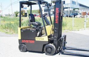 2000 Chariot élévateur/Forklift, Hyster E40XMS