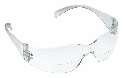 3M 11513 Virtua Reader Protective Eyewear, Clear Anti-Fog Lens, Clear Temple