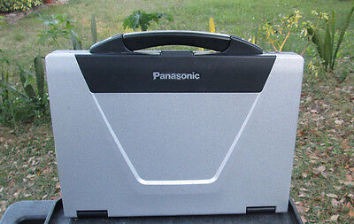 PANASONIC TOUGHBOOK CF-52 CORE 2 DUO*W 7* (2.26GHZ, 4GB RAM) Touchscreen