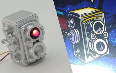 TWILIGHT ZONE PINBALL - THE CAMERA  a most unusual camera [ flipper machine mod]