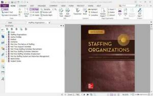 Staffing Organizations 9E PDF Textbook