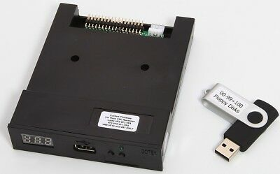 Used, Floppy To USB Converter Kit For HAAS CNC Machines Lathe VF2 VF3 VF4 VF5 VF6 VF7  for sale  Spring Valley