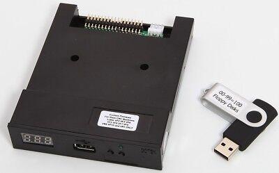 Floppy To Usb Converter Emulator Kit For Haas Cnc Sl10 Sl20 Tm2 Hl2 Mini Mill