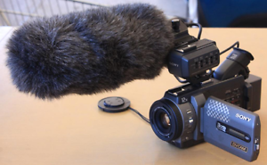 Sony DSR-PDX10P - Digital Video Camera - 3CCD USB Streaming DVCAM Yass Yass Valley Preview