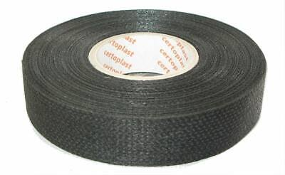 CERTOPLAST Cinta de Tejido 538 19mm X 25m Adhesiva Tela Tape Hasta...
