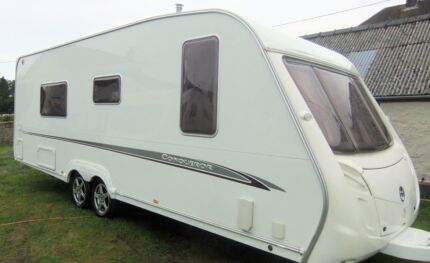 2006 Swift Conqueror 630 SAL Immaculate Fixed Bed 4 Berth Torquay Surf Coast Preview