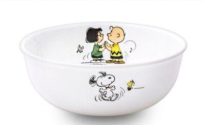 SNOOPY PEANUTS x CORELLE 26.7 X 12.2cm The Home Fish Dish  Korean Wear
