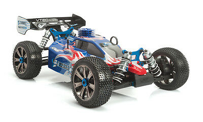 LRP 131322 S8 Rebel BX 2.4GHz RTR LIMITED EDITION - 1/8 Verbrenner Buggy - Neu