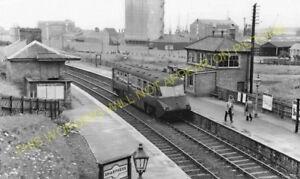 Sharpness Railway Station Photo. Berkeley - Severn Bridge. Severn & Wye Rly. (9)