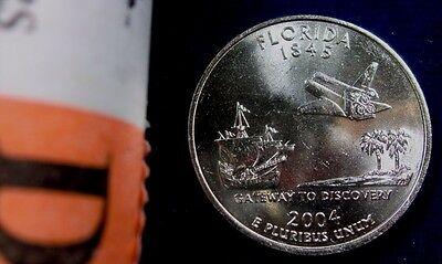 - 2004-D Denver Mint Florida State Quarter BU
