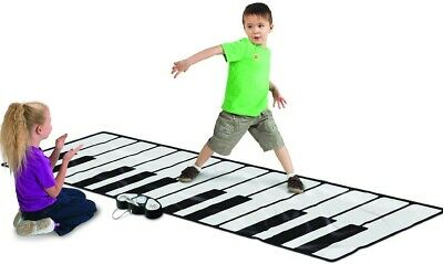 Giant Electronic Keyboard Floor Mat Large Kids Piano Playmat About 102
