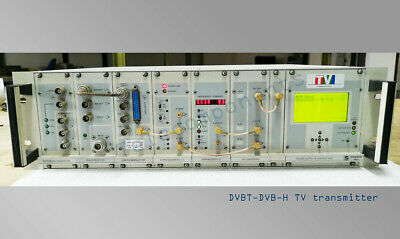 Professional Digital Dvb-t Dvb-h Tv Transmitter Screen Service