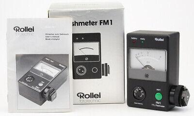 Rollei Flashmeter FM1 [Mint]