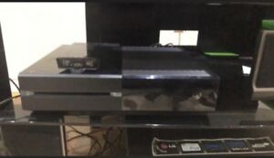 Xbox one with games&2tb hard drive