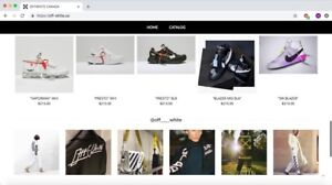 OFF WHITE CANADA SITE BLACK FRIDAY WEEK SALES