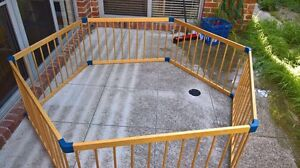 Playpen Kiddy Cots Brunswick Moreland Area Preview