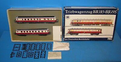 Piko H0  Triebwagenzug BR185 / BR195 der DR  TOP  in OVP  online kaufen