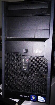 XP-Rechner XP-PC Fujitsu-Siemens Esprimo PC P3521 2x 2,93 GHz 4GB 250GB XP-Pro S