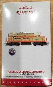 Hallmark 2015 Lionel Train Special Edition Ornament