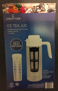 Brand New Ice Tea Jug with Infuser Wembley Cambridge Area Preview
