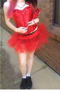 Womens Halloween costume Hillbank Playford Area Preview