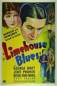 Limehouse Blues - 1934 - Anna May Wong George Raft Hall Vintage Crime Drama DVD