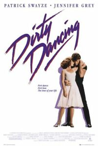 DIRTY DANCING - MOVIE POSTER 24x36 - 49932