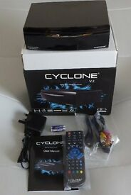 Cyclone Primus 2 Media player 500gb.