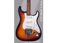 Fits Telecaster guitars EZ BOLT Stetsbar Bolt-On Tremolo Pro II GOLD ON