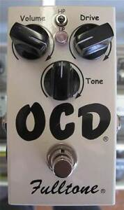 Fulltone OCD Overdrive Pedal (trade 4 quality Wah, Fuzz, Delay)