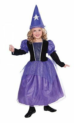 Wizard Costume Girls Mystical Mischief Purple Outfit by Forum](Girl Wizard Costume)