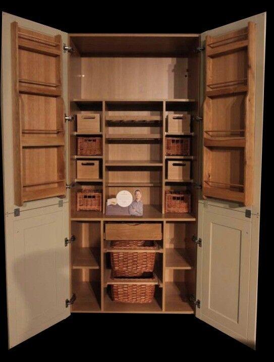 Sheraton Kitchen Larder Pantry Unit Carcase Internal