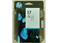 HP 17 inkjet printer cartridge