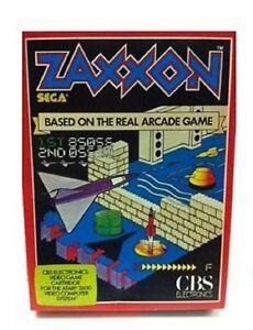 Zaxxon-Game-for-Atari-2600-PAL-VERSION-NEW