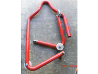 Motorbike Rear Paddock Stand in good used condition