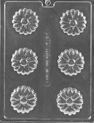Daisy Flower Oreo Cookie Chocolate Mold Soap Candy Birthday Party Favor M197