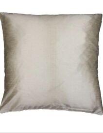 Brand New faux-silk-cushion