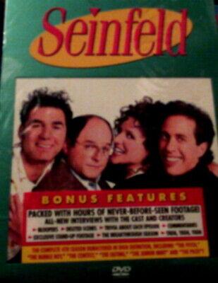 SEINFELD VOLUME 3 SEASON 4 24 Episodes + 13 Hours OF Extras 4-Disc Set SEALED ()